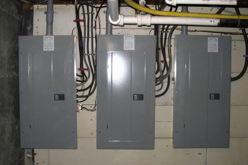 Panel Upgrade For Residential Services Los Angeles