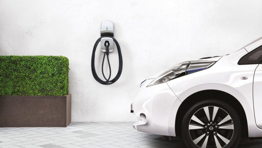 DynamoElectric Inc. Electric Vehicle Charging Station Services