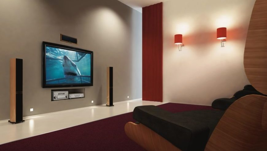DynamoElectric Inc. TV Installation Services